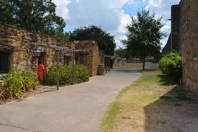 Indian Quarters at Mission San Jose