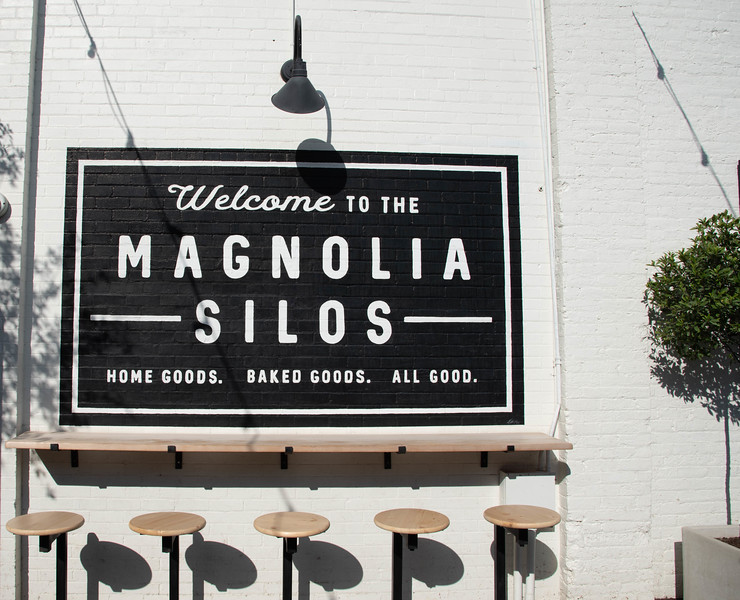 magnolia silos and bakery
