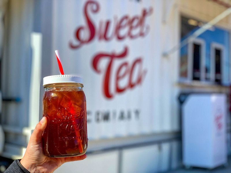 alabama sweet tea magnolia texas