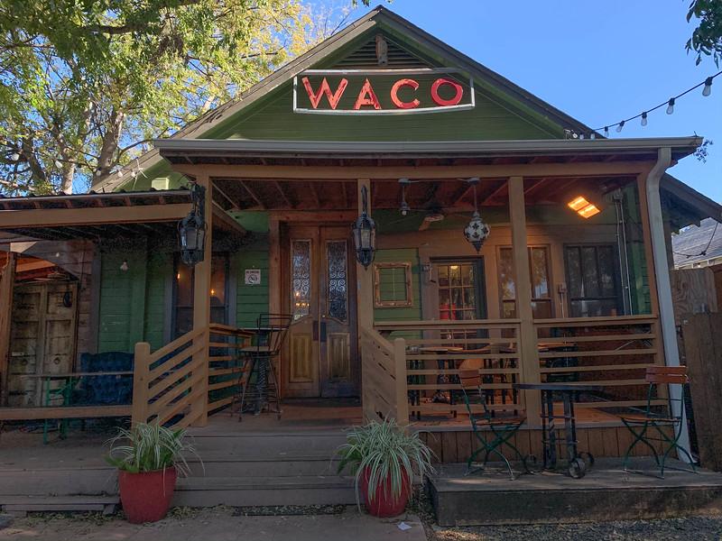 common grounds waco coffee shop