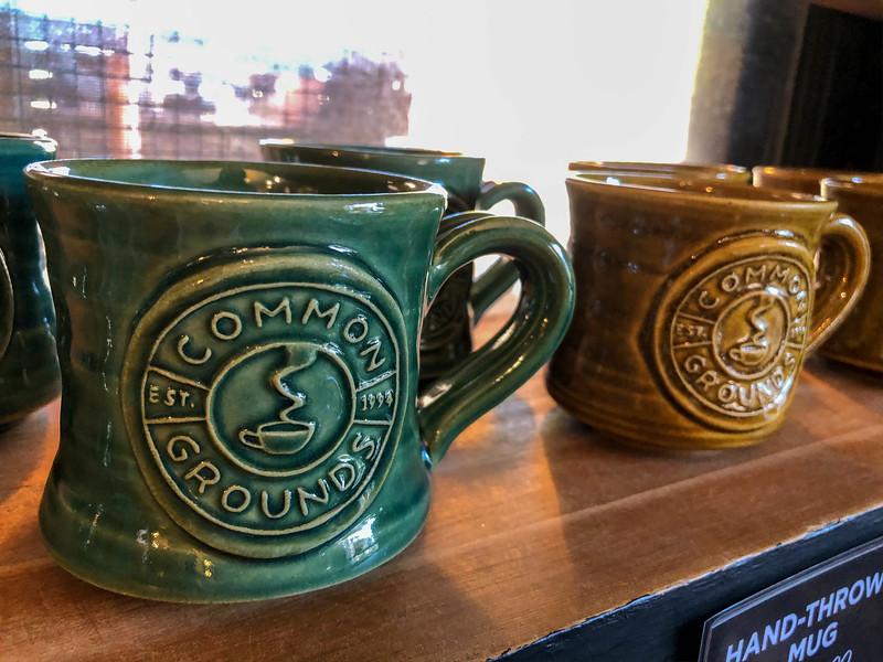 common grounds mugs
