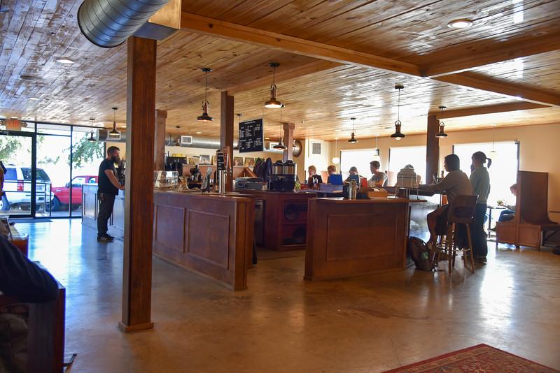 pinewood coffee bar