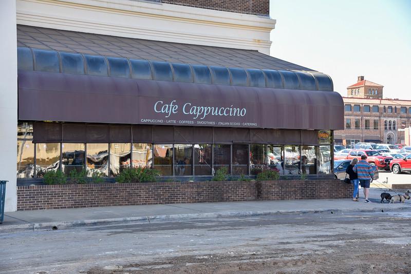 cafe cappuccino waco