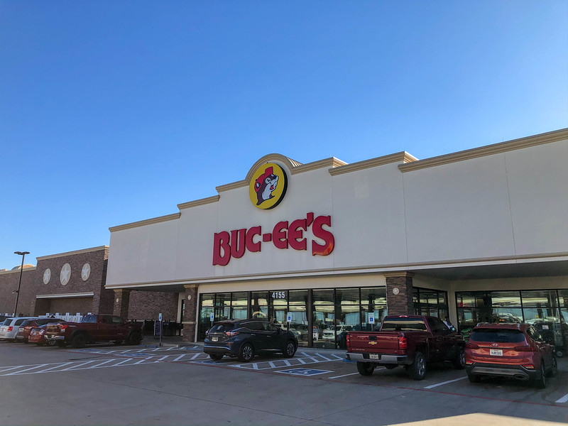 buc-ee's gas station temple texas