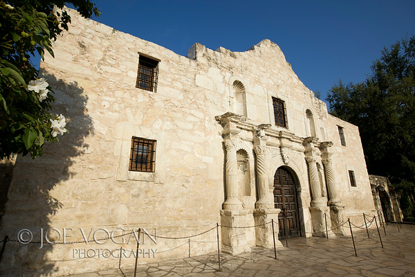The Alamo, Mission San Antonio de Valero, San Antonio, Texas