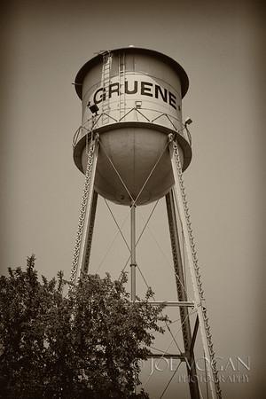 Water Tower, Gruene, Texas