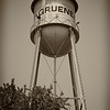 Water Tower, Gruene, Texas