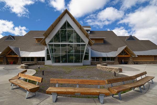 le visitor center