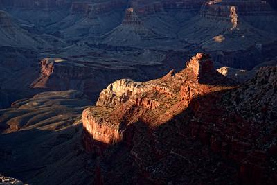 2014 10 avril Grand Canyon Rim