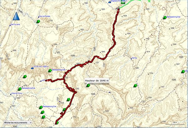 La  rando (16 km tout juste)