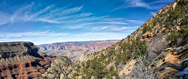2016-02-16 Hermit Trail (Grand Canyon)