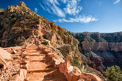 2016-02-17 South Kaibab Trail (Grand Canyon)