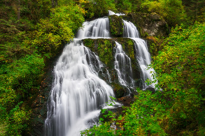 Steelhead Falls, Maple Ridge