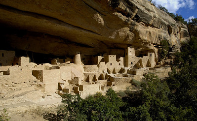 USA: Colorado - Mesa Verde National Park