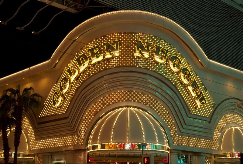 Fremont Street Experience 4.   Las Vegas, September 2006