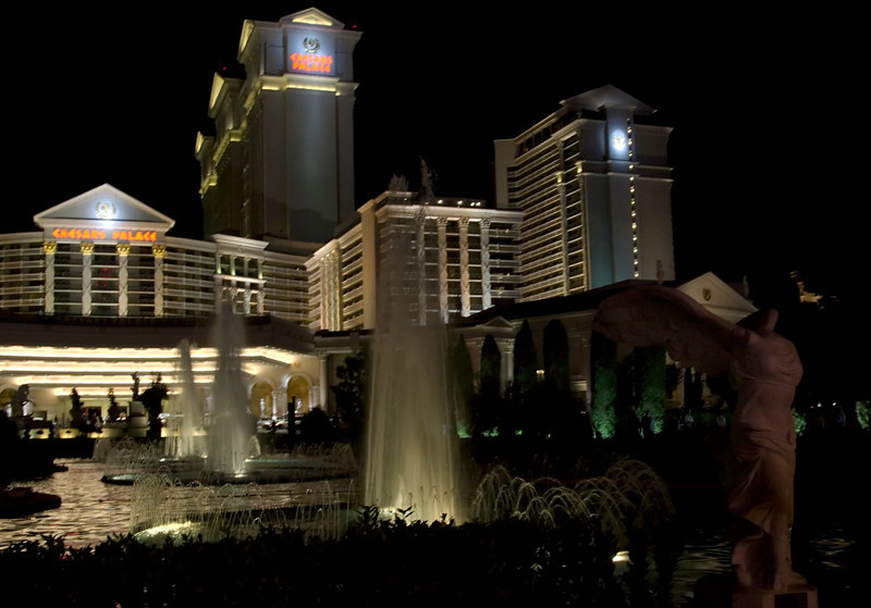 Casear's Palace 1.  Las Vegas, September 2006