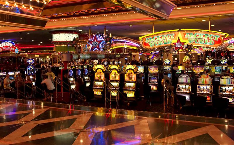 Get poor quick!   Las Vegas, September 2006