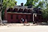 Wetherburn tavern, Colonial Williamsburg, Virginia, 16 May 2017.