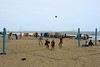 Volleyball, Virginia Beach, Virginia, 21 May 2017.