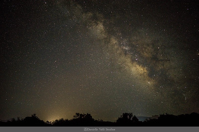 Milky Way over Moab