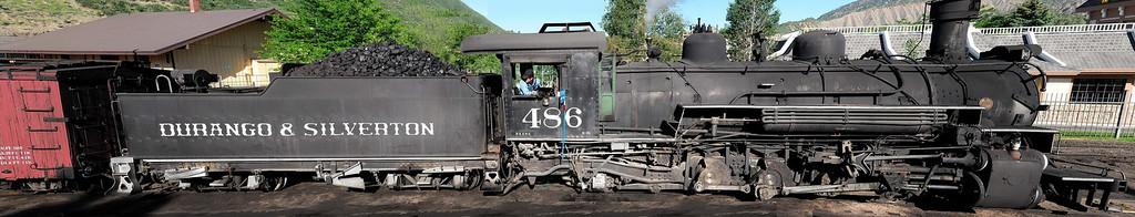Panorama du train