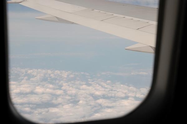 Vue d'avion!