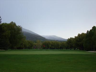 Un golf à Park City