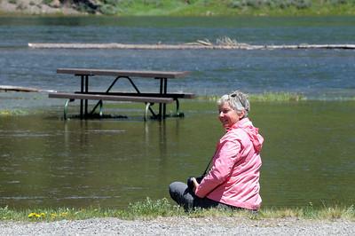 2008 27 Cascade Lake, de Yellowstone à Grand Teton