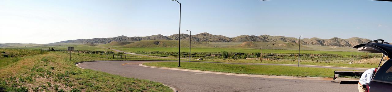 Panorama, notre halte du pipi de 9h
