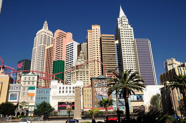 donc, nouvelles photos de Las Vegas en matinée