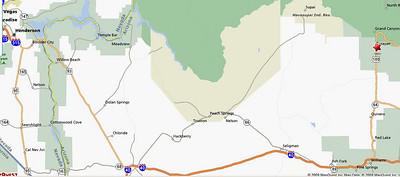 PRÉVISIONS: 10 mai, Red Canyon le matin, puis route vers Grand Canyon via un morceau de route 66, arrêt à Seligman,2 nuits Yavapai Lodge 11 mai, descente South Kaibab Trail jusqu'à Skeleton