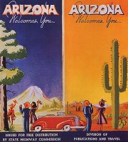nous ne quittons pas l'Arizona
