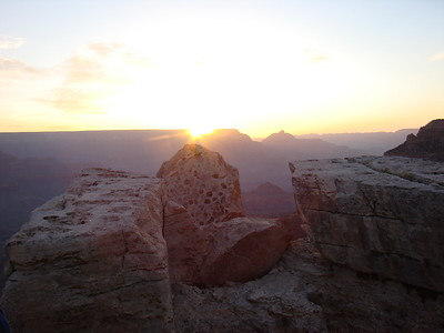 Le soleil se lève...5h26
