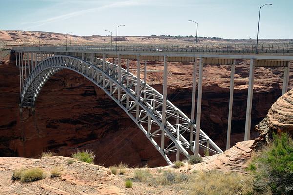 le pont sur le Colorado