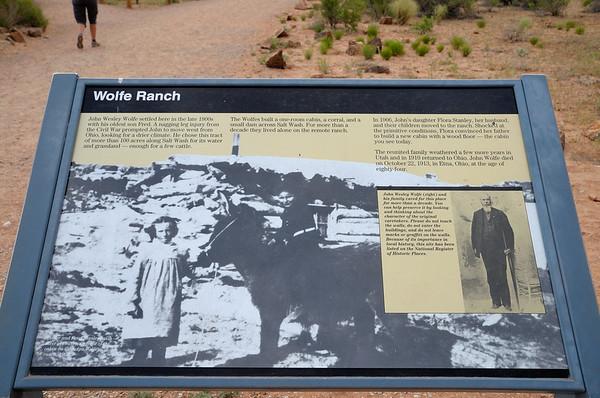 On passe par Wolfe Ranch