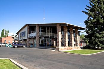 l'hotel, le Best Western de Vernal