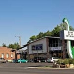 Address:  251 E Main Street, Vernal, Utah, 84078-2605, US   Phone: 435/789-2660       Fax: 435/789-2467      Welcome to Best Western Dinosaur Inn! This Vernal, Utah hotel offers warm, personalized service with a host of convenient amenities in the heart of Dinosaurland located 18 miles from Dinosaur National Monument