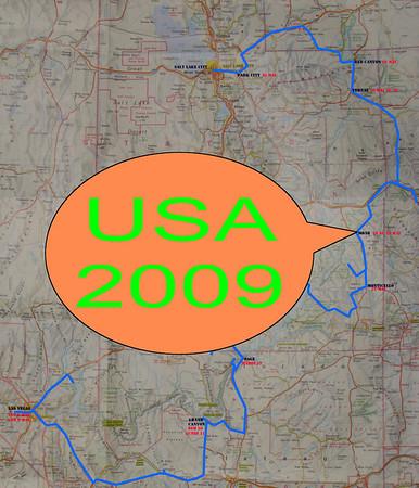VOYAGE USA 2009
