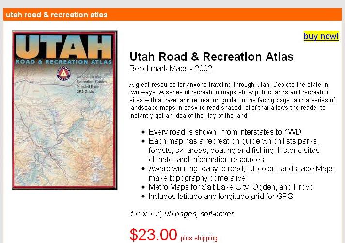 """L'indispensable atlas...Le notre est usé à force d'être consulté<br /> <br />  <a href=""""http://www.lib.utexas.edu/maps/national_parks.html"""">http://www.lib.utexas.edu/maps/national_parks.html</a><br /> un site plein de cartes...."""