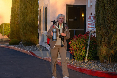 mardi 25 janvier 2011 Nous continuons aujourd'hui notre tour des hoodoos. Après le petit dej pris à l'hotel,je remplis ma thermos chérie,  on passe au Walmart prendre 3 bricoles pour le pique nique,