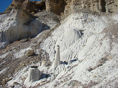 """Valley of the White Ghosts"", Wahweap Wash/Wahweap Hoodoos, Grand Staircase Escalante N.M., UT, USA"
