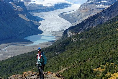 2015-09-13 Icefield Parkway, retour