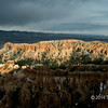 "Mesa catching the setting sun<br /> <br /> I liked the way the top of the mesa was lit up and stood out from its surroundings.  Taken from Inspiration Point, Bryce Canyon, Utah<br /> <br /> Other photos of Bryce Canyon can be seen here: <a href=""http://goo.gl/7E6EMH"">http://goo.gl/7E6EMH</a><br /> <br /> 05/009/14  <a href=""http://www.allenfotowild.com"">http://www.allenfotowild.com</a>"