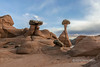 """Sunset, Paria Rimrocks with toadstools, Grand Staircase Escalante National Monuments, Utah<br /> <br /> Happy 4th of July!<br /> <br /> Other photos from Paria Rimrocks can be seen here: <a href=""""http://goo.gl/M5S08y"""">http://goo.gl/M5S08y</a><br /> <br /> 04/07/14  <a href=""""http://www.allenfotowild.com"""">http://www.allenfotowild.com</a>"""