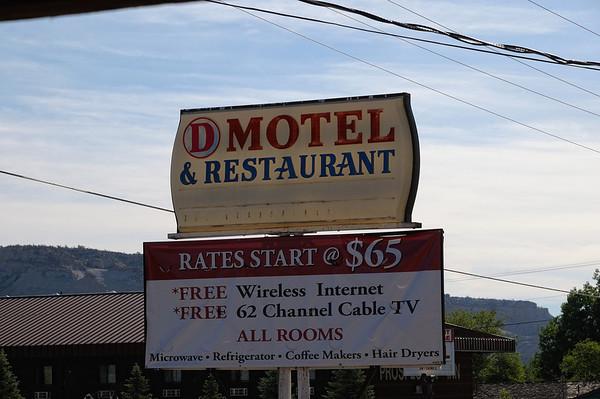 Notre motel