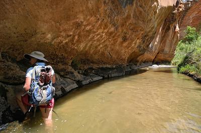 2012 1 Juin Escalante River - Sand Creek