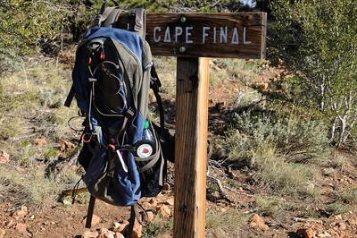 2012/22 Snow Canyon -Cape Finale