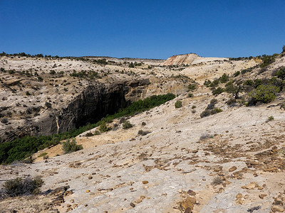 au fond, calf creek
