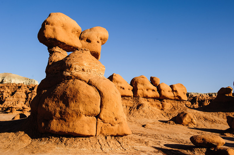 Goblin Valley inhabitants