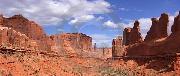 Moab Arches National Park Avenue Utah Red Lake Stock Pictures Image Stock Country Road - 007735 - 04-10-2010 - 10970x4659 Pixel